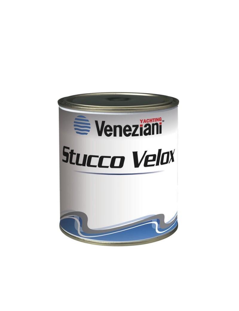 Stucco VELOX sintetico monocomponente a rasare
