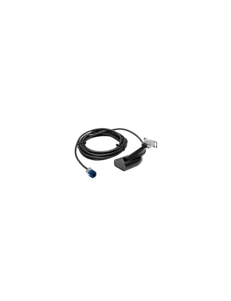 Trasduttore Lowrance Simrad HDI SKIMMER XDCR 83/200/455/800 KHz (connettore Blu 7 PIN)