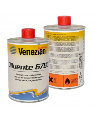 diluente 6780 VENEZIANI per poliuretanici
