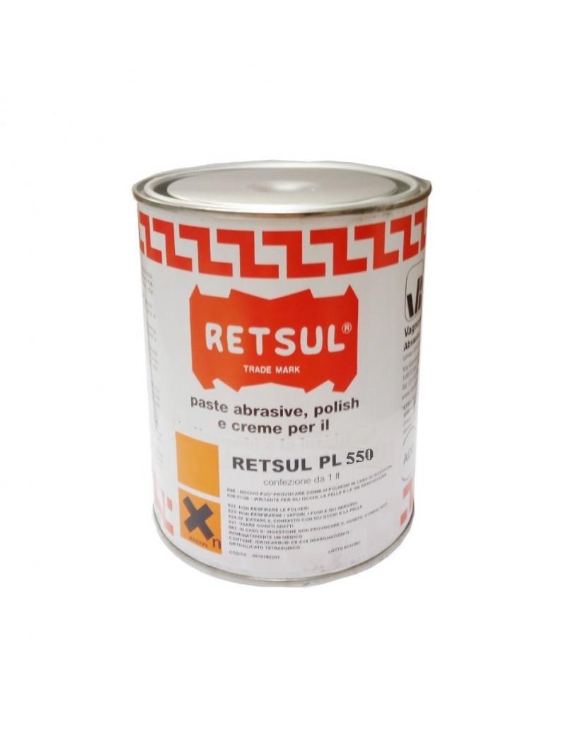 Pasta abrasiva PL550 RETSUL