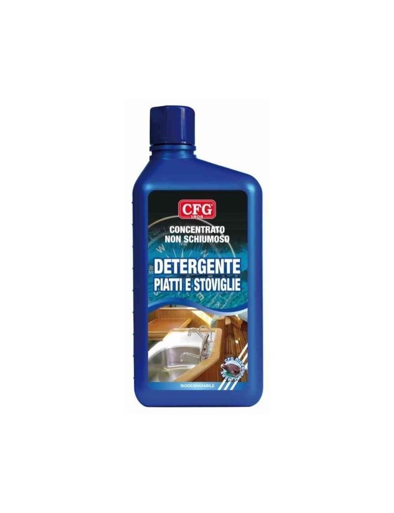 Detergente piatti e stoviglie CFG da 1 Lt