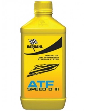 Olio idraulico ATF SPEED D III