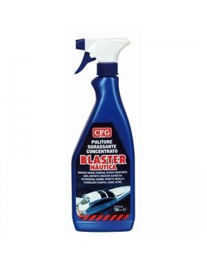 Pulitore sgrassante concentrato BLASTER NAUTICA CFG da 0,750 Lt