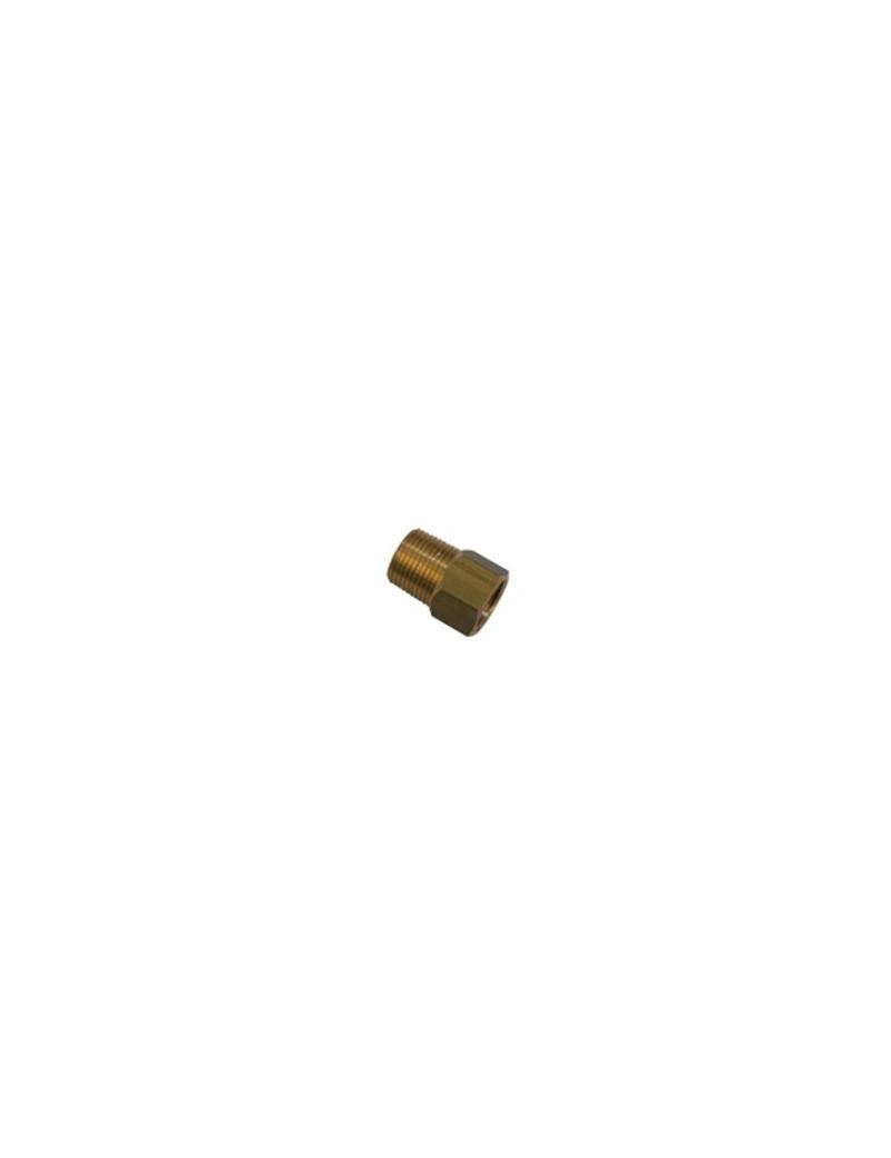 Adattatore maschio/femmina per filtri RACOR 500MA e simili (maschio 5/8'' femmina 3/8'')