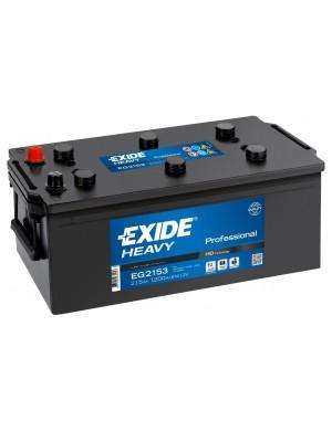 Batteria EXIDE 12V 215Ah 1200 A(EN) misure mm: 518 x 279 240