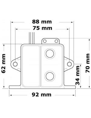 Interruttore elettronico BE9003