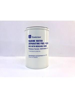 Filtro ricambio carburante acqua/benzina APERTO 10 Micron 227 Lt/h ALTO mm 147
