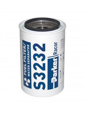 Filtro ricambio RACOR S3232 10 micron BENZINA