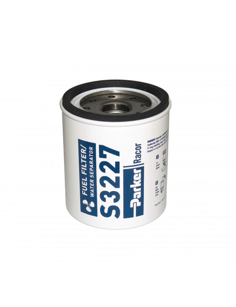 Filtro ricambio RACOR S3227 10 micron BENZINA
