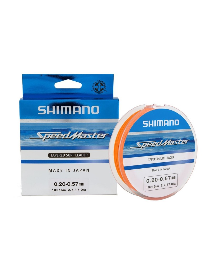 SpeedMaster Tapered Surf Leader (terminale)