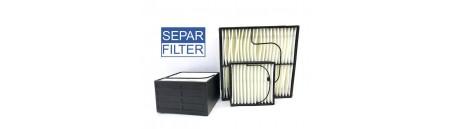Cartuccia ricambio SEPAR 30 micron