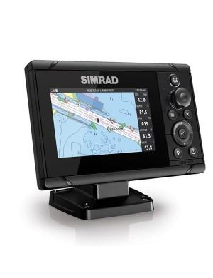 SIMRAD Cruise-5 Eco Gps Chartplotter con trasd. 83/200