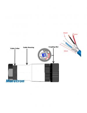 Maretron FA-CF-ST Connettore femmina NMEA2000