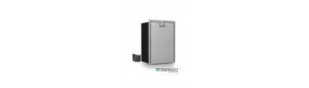 Frigo-freezer inox Vitrifrigo C130LAX con compressore esterno