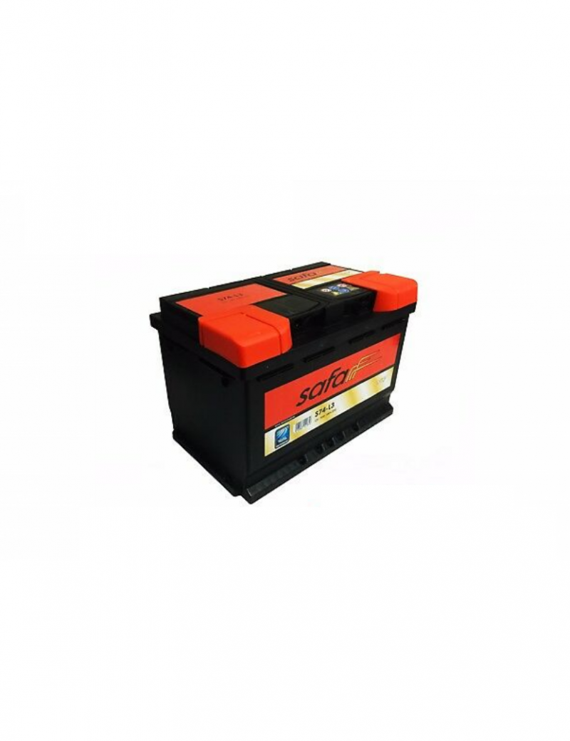 Batteria Safa S74-L3 74Ah 680 AE