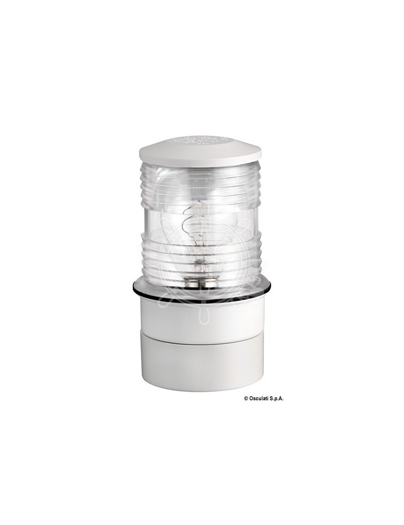 Luce testa albero Utility BIANCO 360° mm 60 x H90