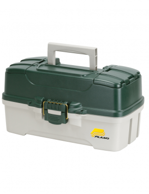 Valigetta da pesca Plano Three-Tray Trakle Box