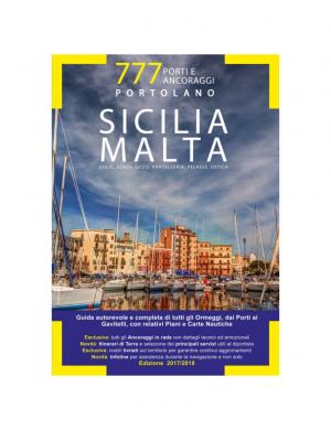 777 Il Portolano Sicilia Malte - Edizione 2017-2018