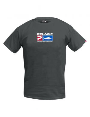 Pelagic Deluxe Logo T-Shirt - CHR