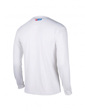 Maglia Pelagic Aquatek Performance Fishing - WHT