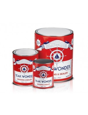 Olio TEAK WONDER DRESSING & SEALER