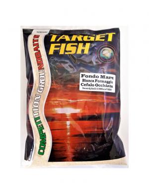 Pastura Target Fish Fondo mare formaggio