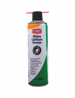 CRC White Lithium Grease...